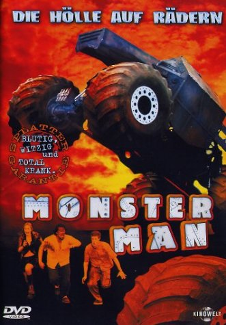 Monster Man Cover