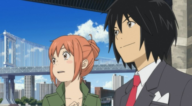 Eden of the East – Das verlorene Paradies