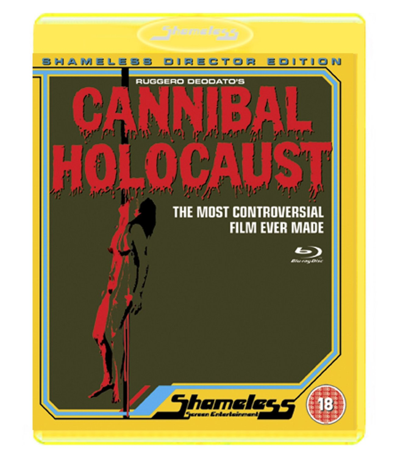 Cannibal Holocaust - Cover