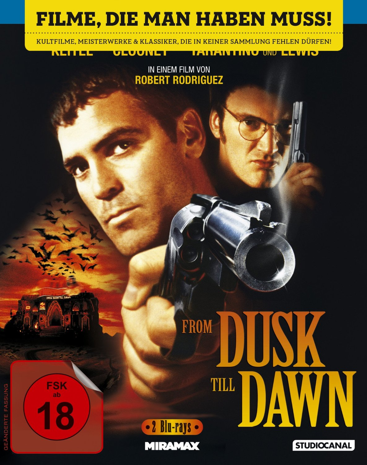 Fraom Dusk Till Dawn Cover