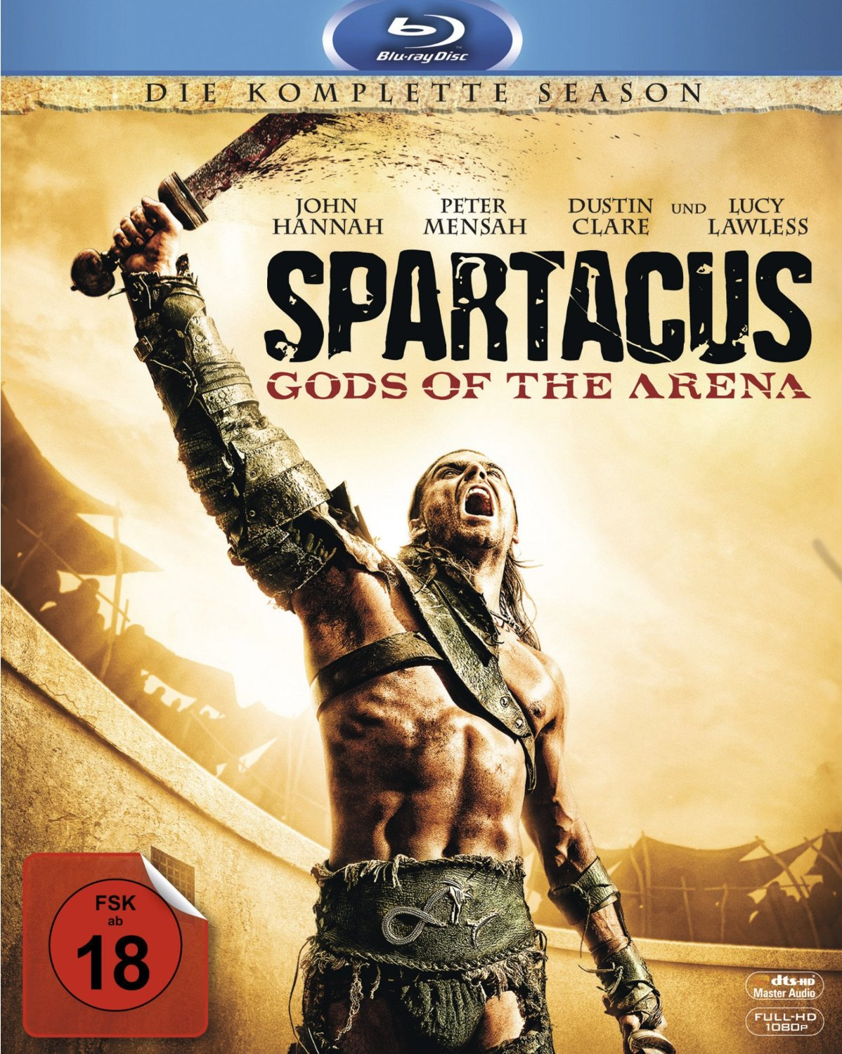 Gods of Arena Cover