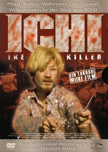 Ichi -The Killer Cover