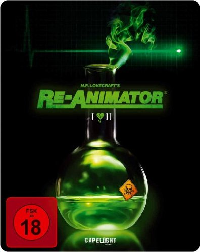 Re-Animator Cover