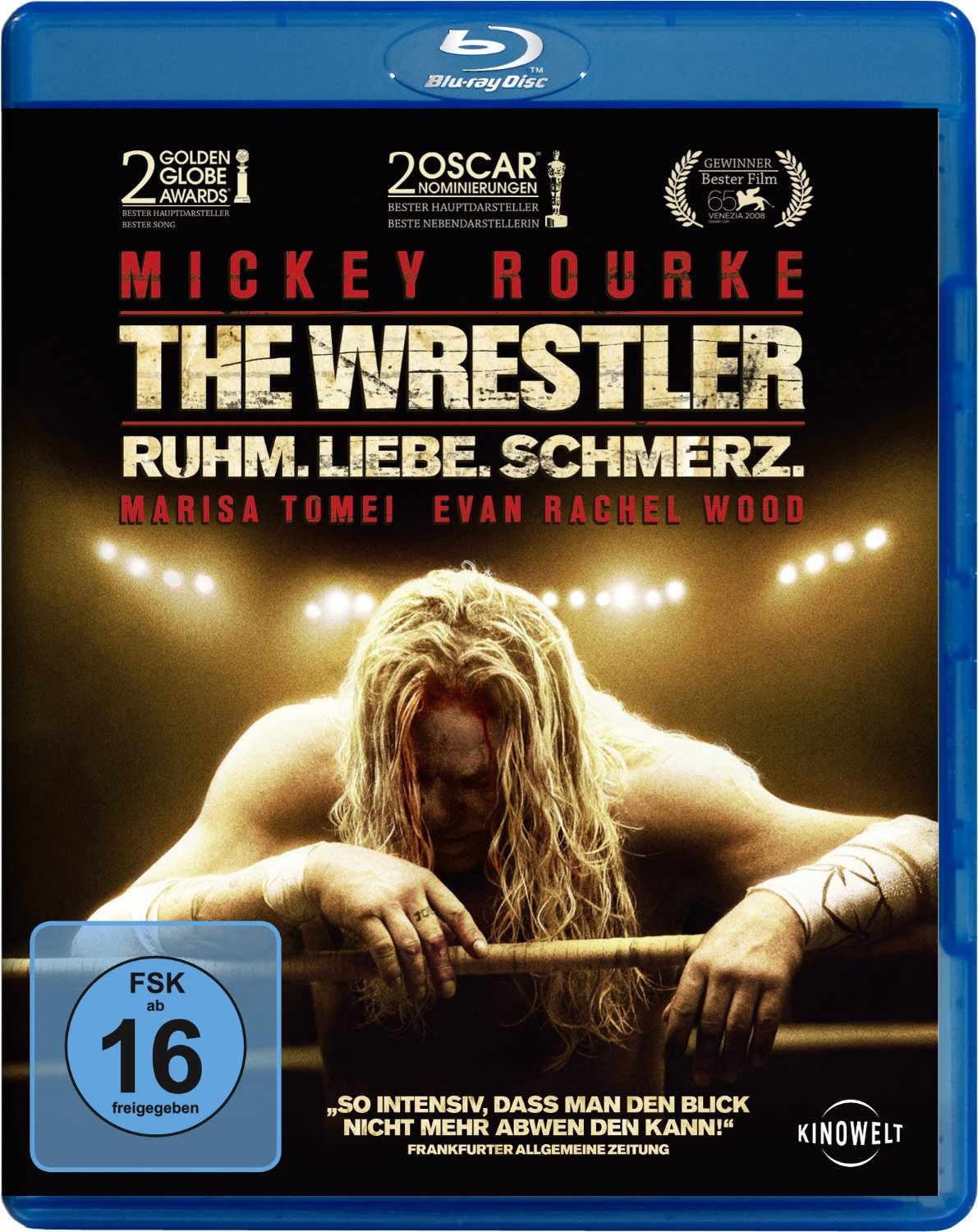The Wrestler cover