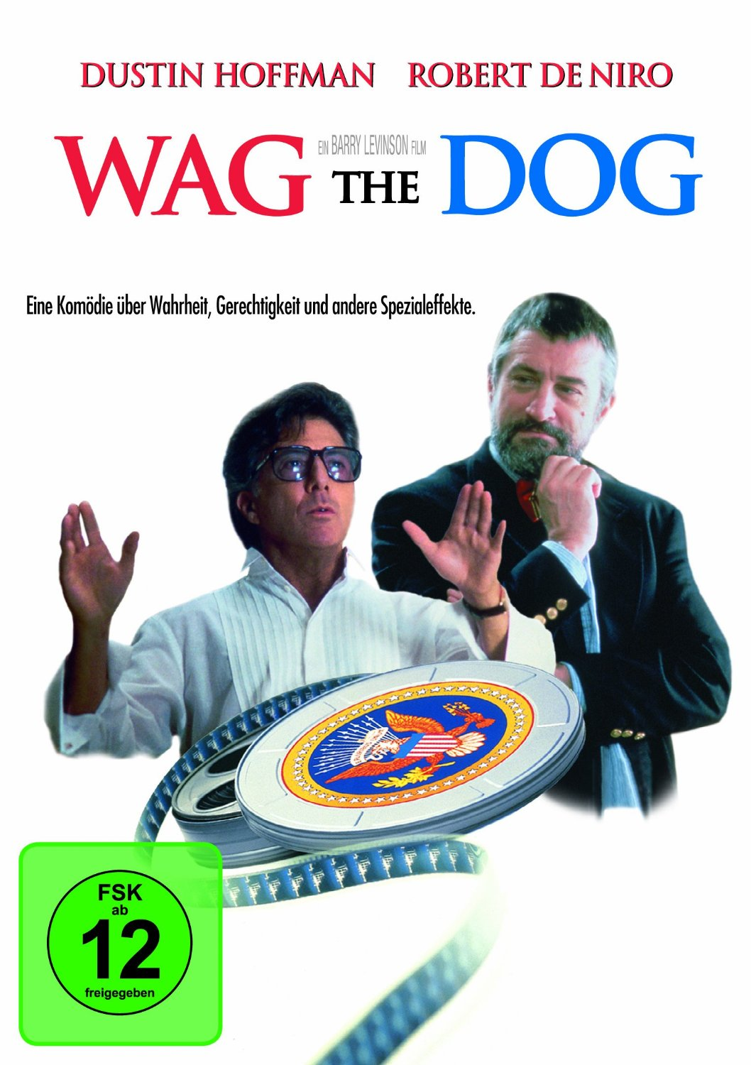 Wag the dog - Cover