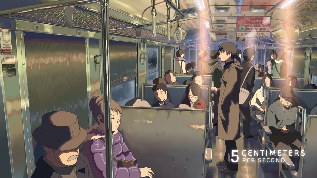 5 centimets per second Thumb