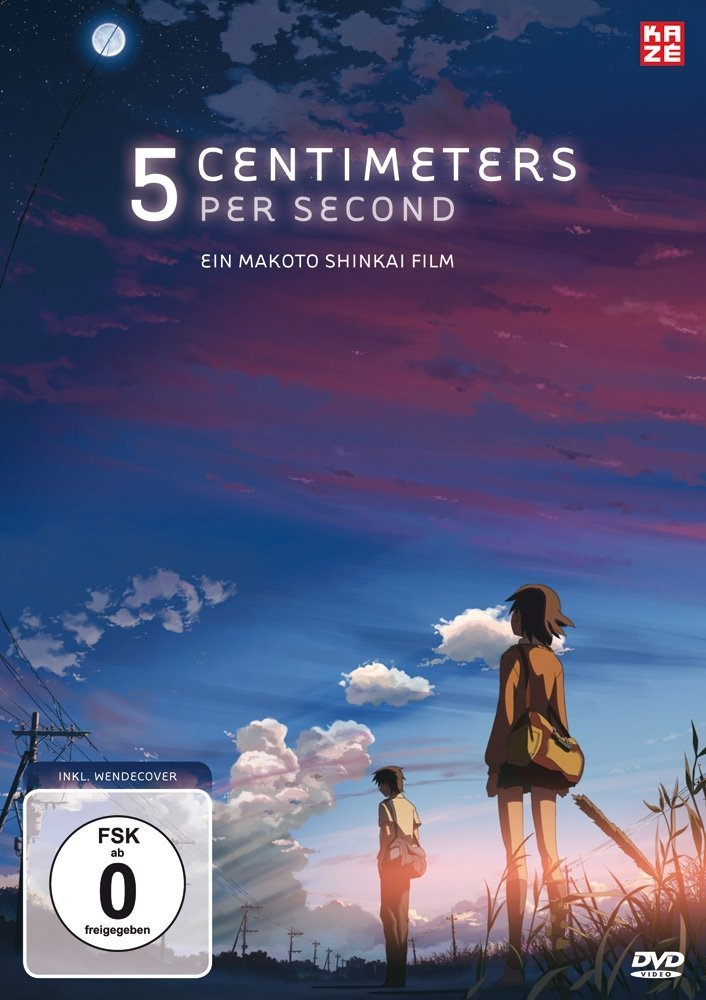 5 centimets per second cover
