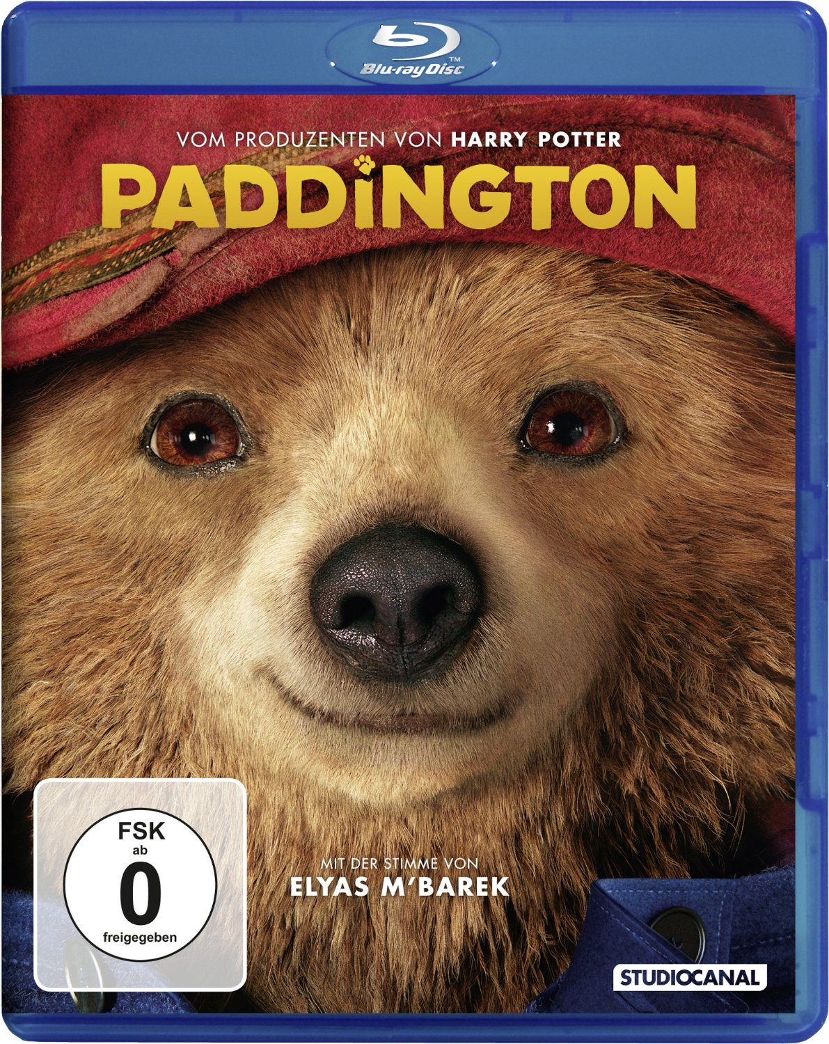 Paddington Cover