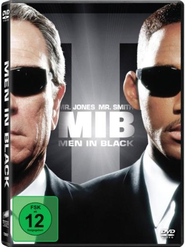 Men in Black - Cover