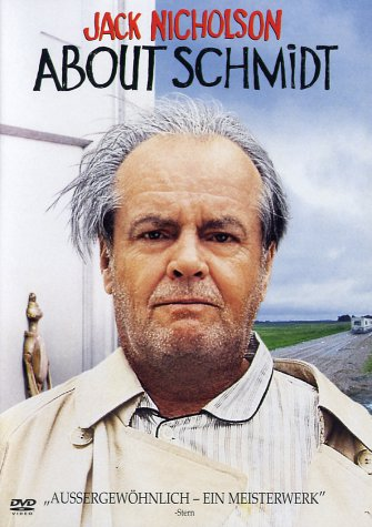 About Schmidt - Cover