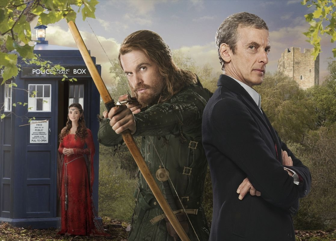 Doctor Who - Staffel 8 Robin Hood