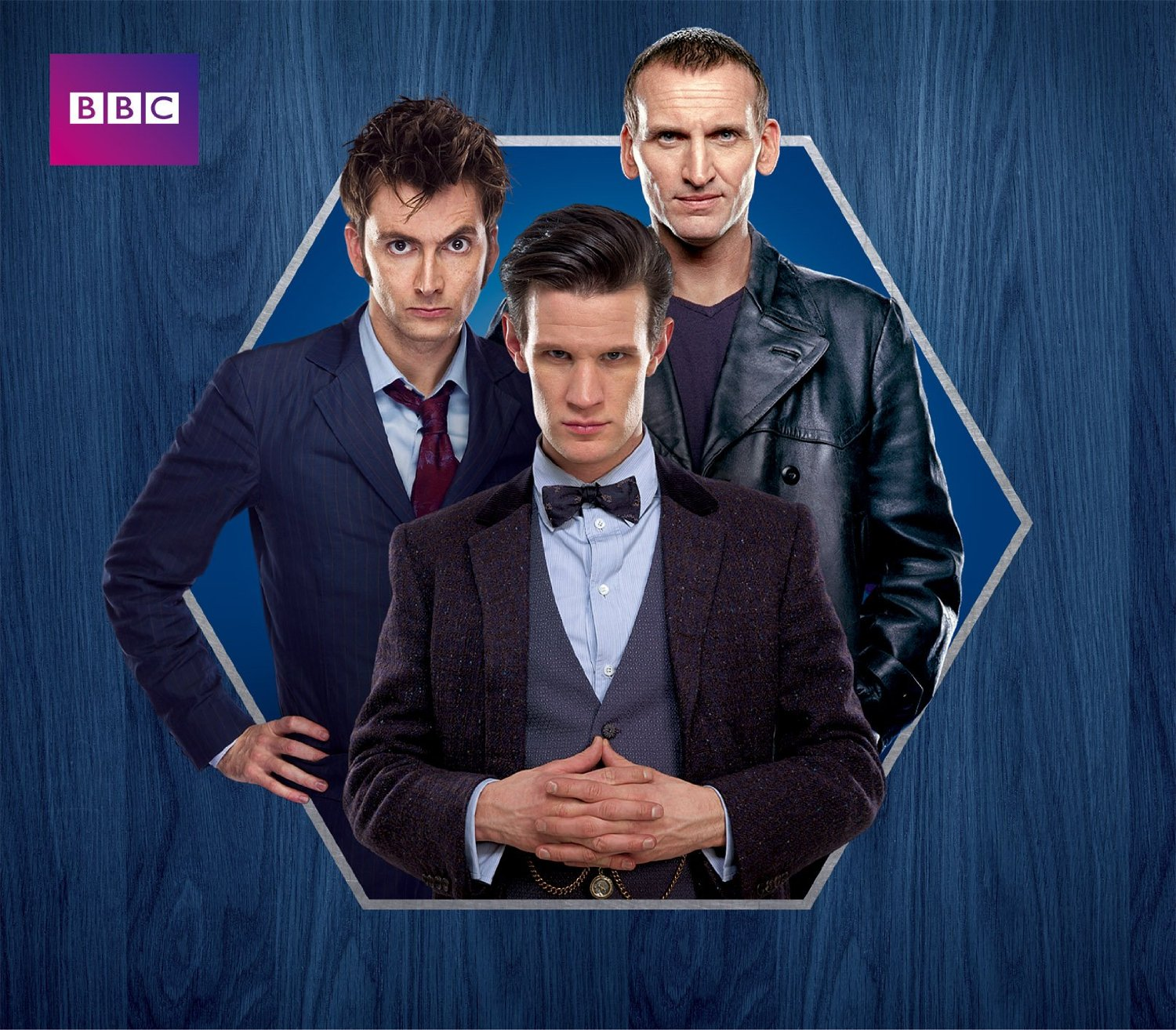 Doctor Who - Ecclestone, Tennant, Smith