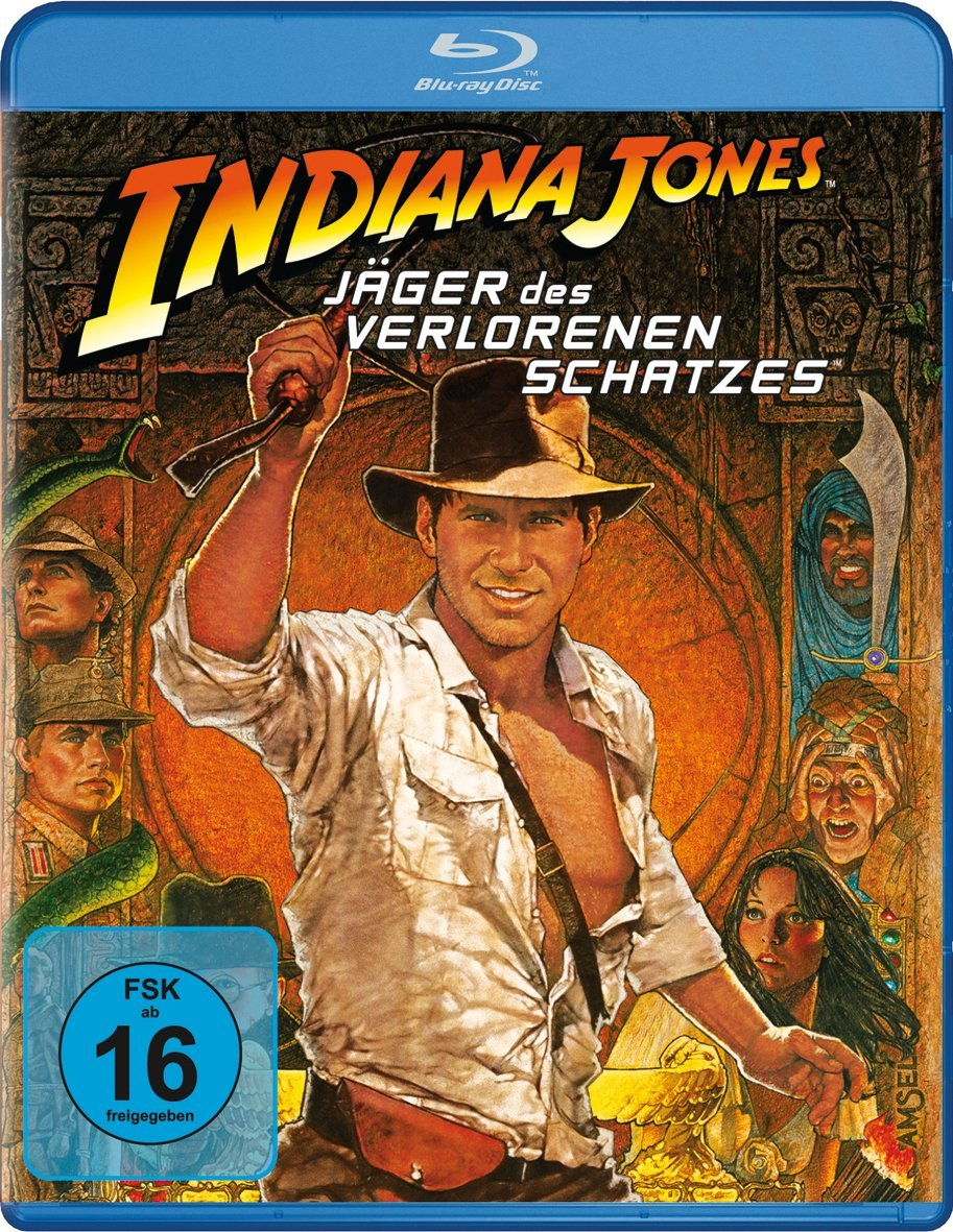 Raiders of the Lost Arc - Indiana Jones