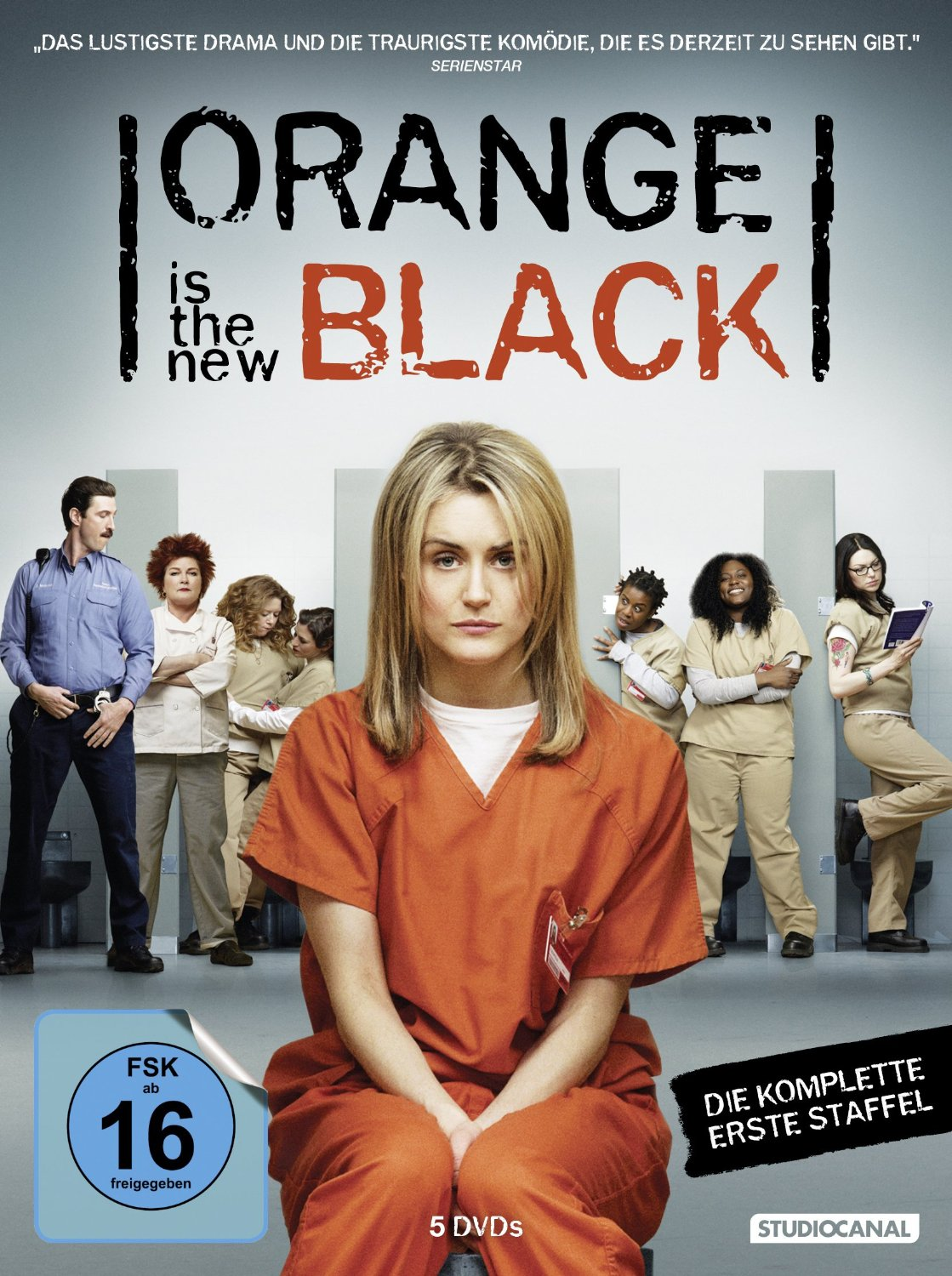 Orange is the new Black - Cover