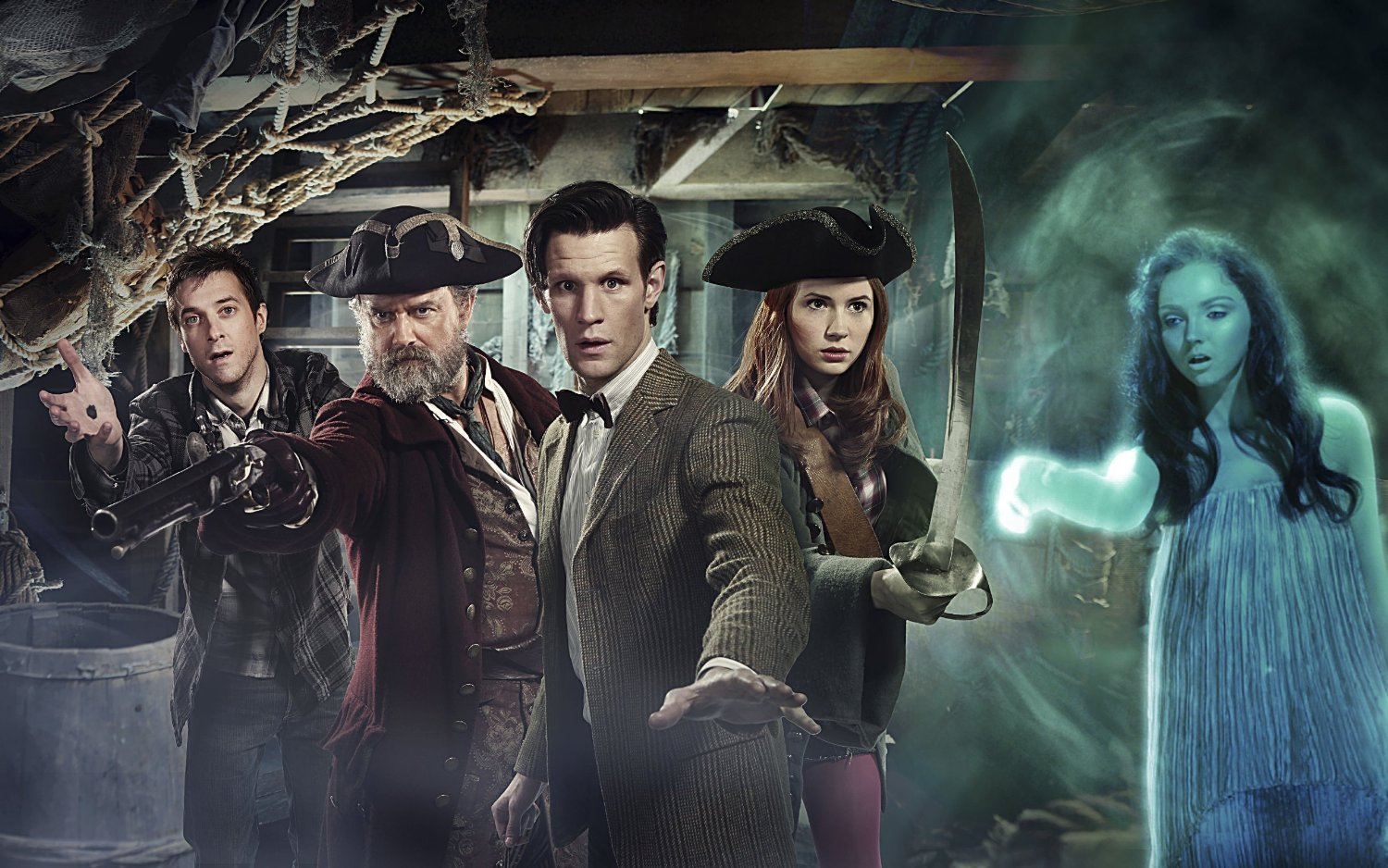 Doctor Who - Piratenschiff - Sirene