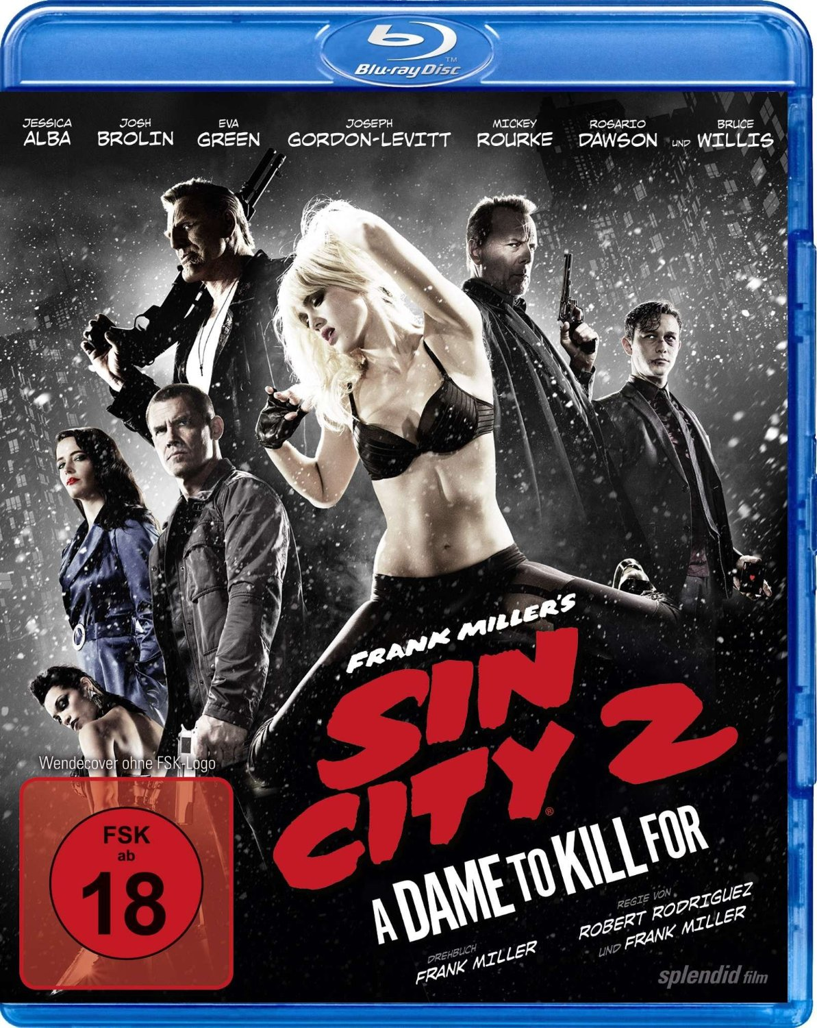 Sin City 2 - Cover