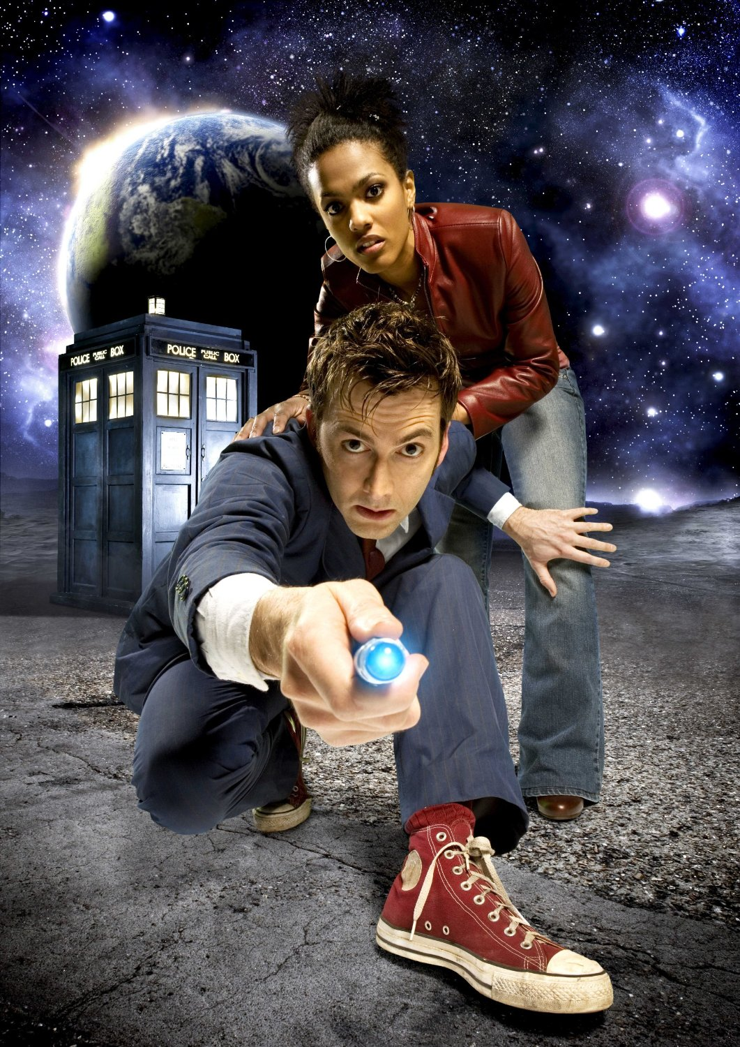 Doctor Who - Tennant Staffel 3
