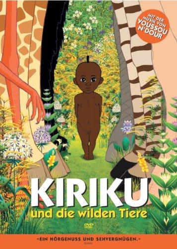 Kiriku und die wilden Tiere - Cover