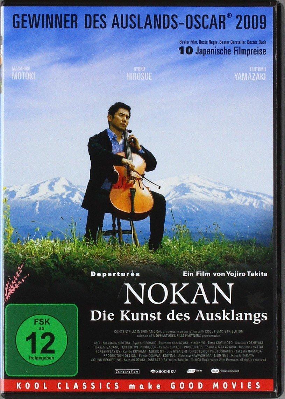 Nokan - Departures Cover