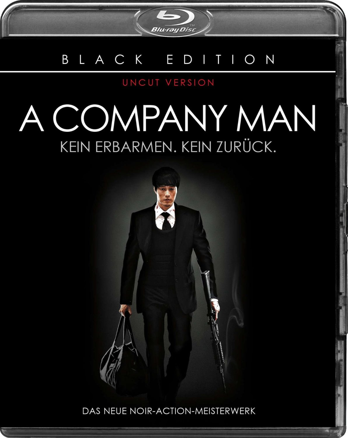 A Company Man - Cover