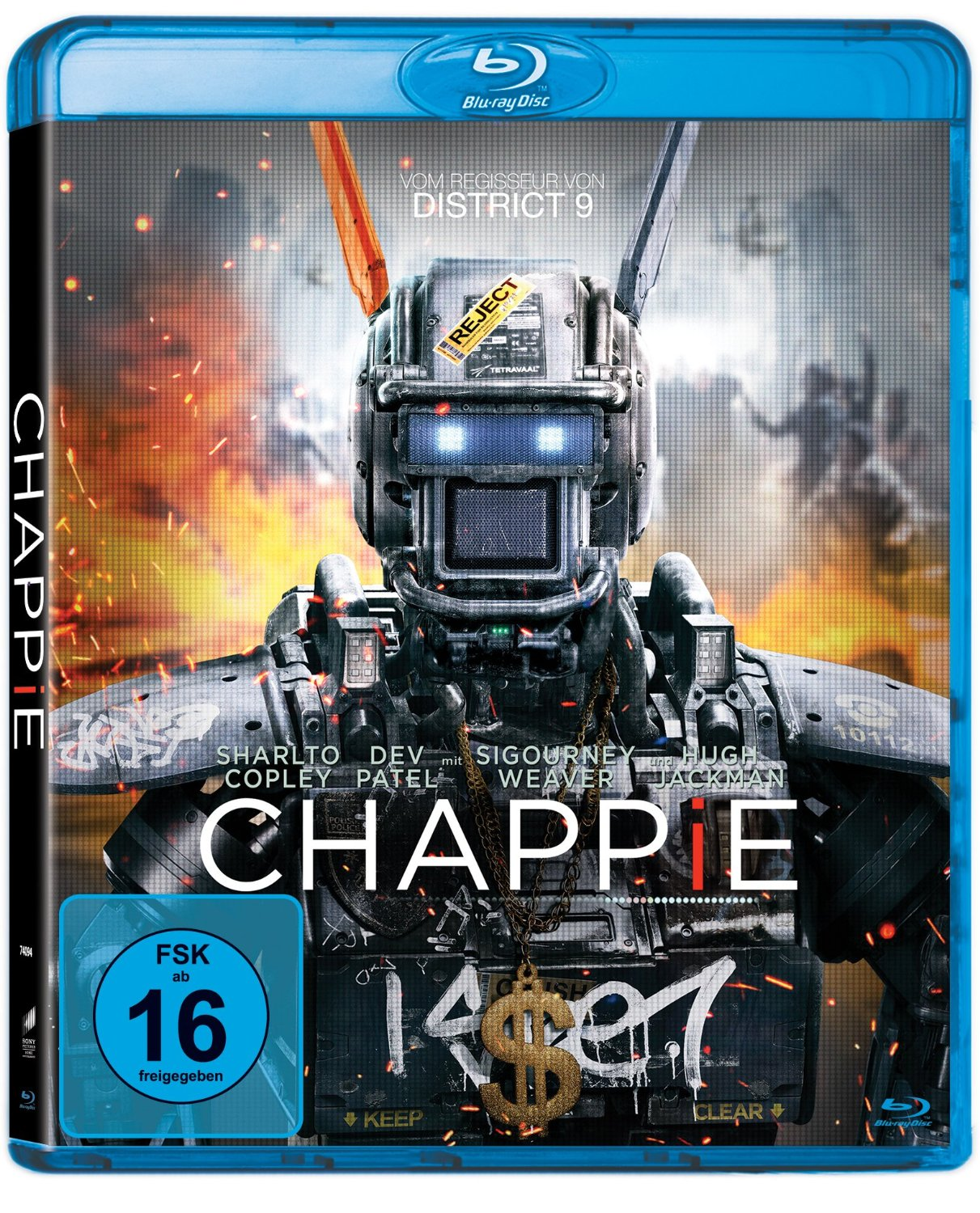 Chappie Cover