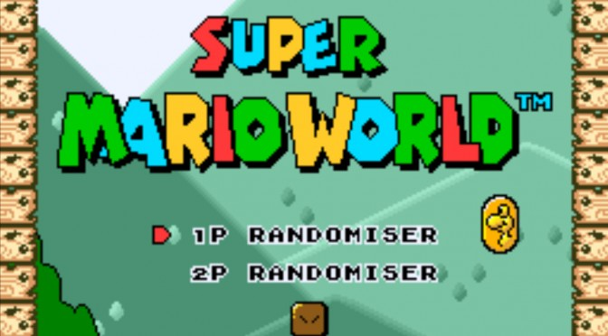 Super Mario World Randomiser