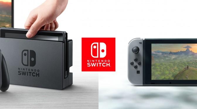Nintendo Switch  - Meine Gedanken zur neuen Konsole von Nintendo
